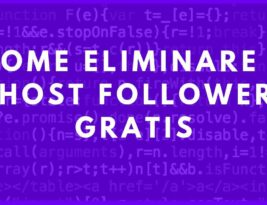 Come eliminare i ghost followers gratis