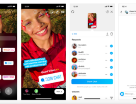 Novità Instagram: Chat nelle stories