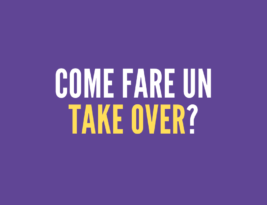 I vantaggi di fare un Take over su Instagram!